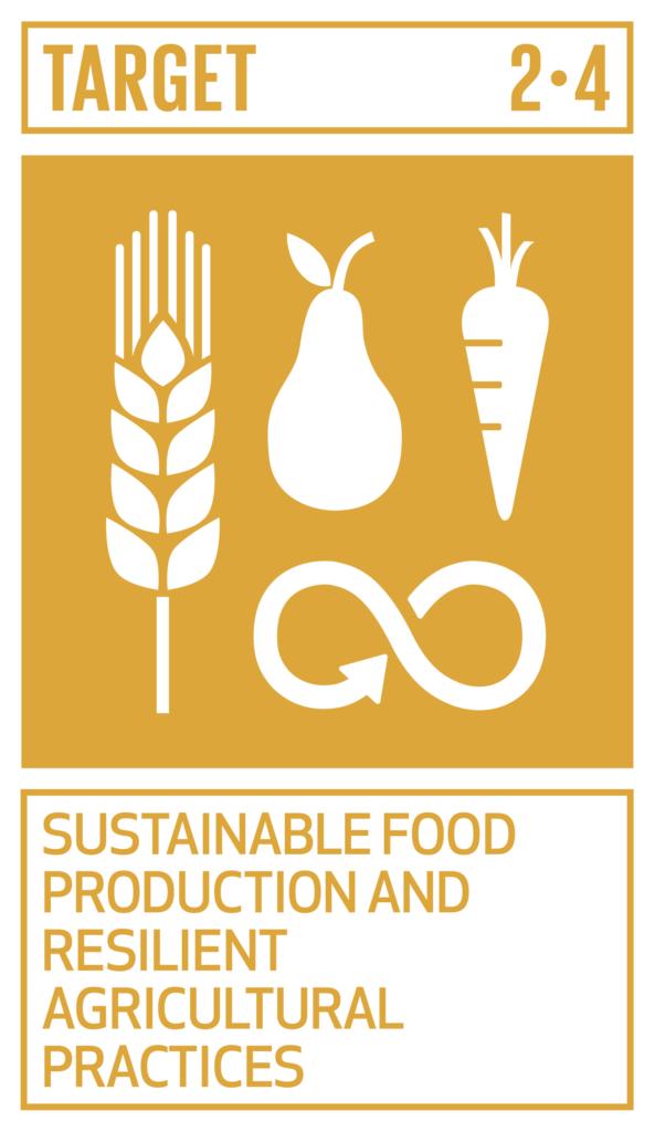 SDGsゴール2 飢餓をゼロに ターゲット2.4