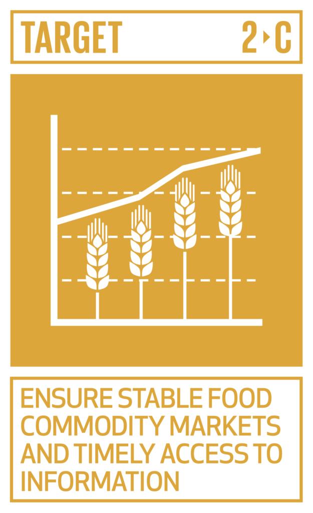 SDGsゴール2 飢餓をゼロに ターゲット2.c