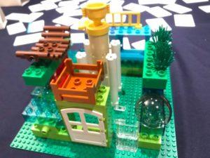 LEGO® SERIOUS PLAY®ワークショップ作品7