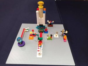 LEGO® SERIOUS PLAY®ワークショップ共同作品