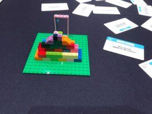 LEGO® SERIOUS PLAY®ワークショップ作品5