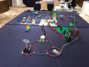 LEGO® SERIOUS PLAY®ワークショップ共同作品3