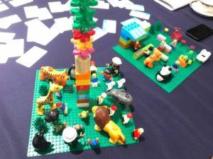 LEGO® SERIOUS PLAY®ワークショップ作品10