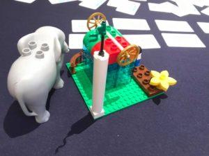 LEGO® SERIOUS PLAY®ワークショップ作品9