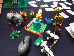 LEGO® SERIOUS PLAY®ワークショップ作品6