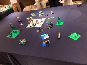 LEGO® SERIOUS PLAY®ワークショップ共同作品2