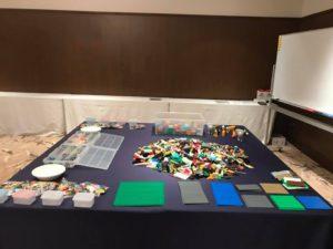 LEGO® SERIOUS PLAY®ワークショップのツール