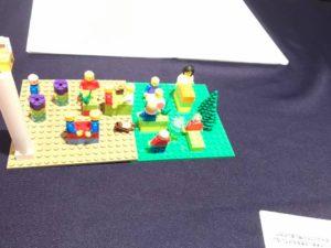 LEGO® SERIOUS PLAY®ワークショップ作品12