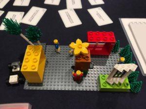 LEGO® SERIOUS PLAY®ワークショップ作品11