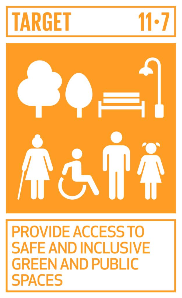 SDGsゴール11 住み続けられるまちづくりを ターゲット11.7