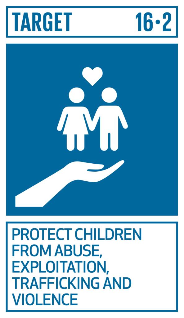 SDGsゴール16 平和と公正をすべての人に ターゲット16.2