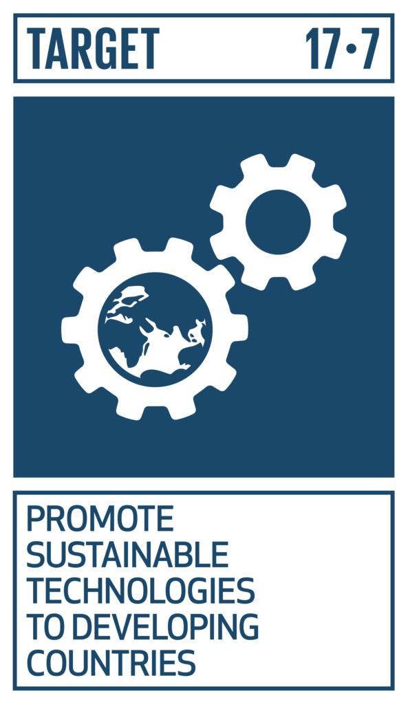 SDGsゴール17 パートナーシップで目標を達成しよう ターゲット17.7