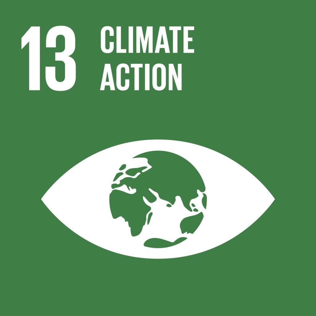 SDGs(持続可能な開発目標) ゴール13 気候変動に具体的な対策を