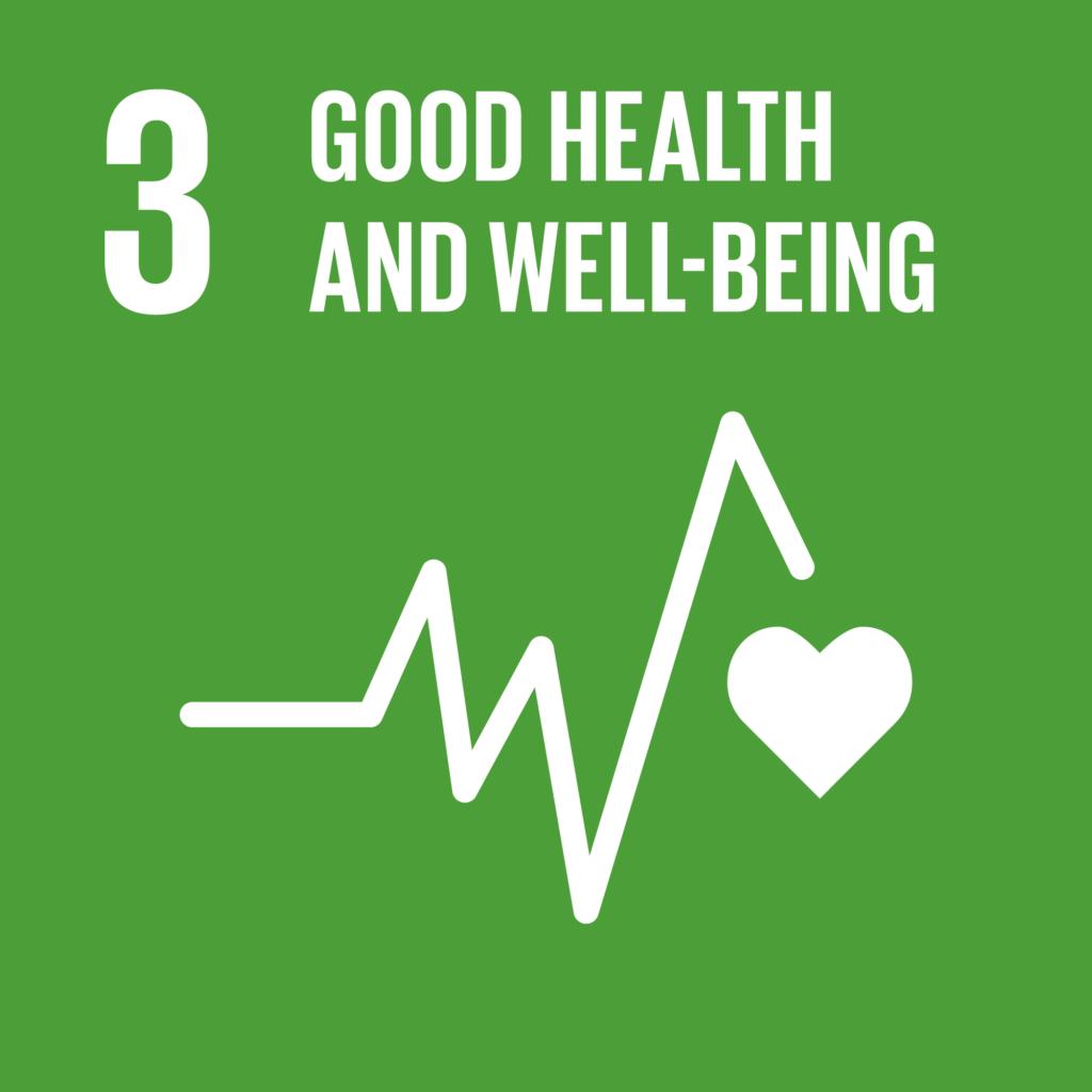 SDGs(持続可能な開発目標) ゴール3 すべての人に健康と福祉を
